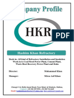 HKR Profile