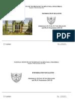 Information Bulletin 2019 (M.tech PhD)-1