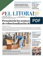 El Litoral Mañana 06/06/2019