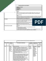 Planificación de Clase de Lenguaje Artículos