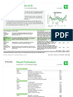 TD ECB Preview 05 06 2019