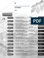 Mitshubishi-manual Utilizare-Aer Conditionat Monosplit