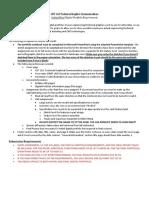 cgt 110 digital portfolio requirements spring 2019 2
