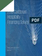 2019 Caribbean Hospitality Financing Survey Final