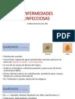 171108 - Giardiasis Tricomonas Balantidosis Paragonimiasis Coccidiosis Faciola Amebiasis (1)