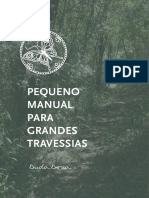 Pequeno Manual Para Grandes Travessias Nov2016