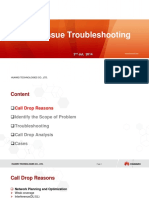True Launch Assurance Training -Call Drop Issue Troubleshooting V1.0