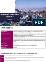 Agenda Ciudadana Criteria Mayo