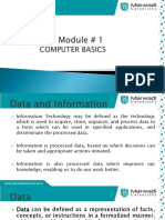 IT -Basics of Data and Information-172526