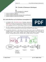 Chapitre 3 -Circuits Et Puissances Électriques(1)