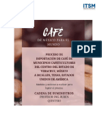 Proyecto Exportacion Cafe
