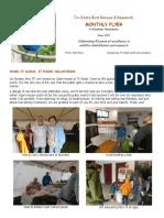 June 2019 Volunteer Flyer
