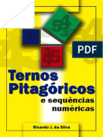 Livro Ternos Pitagoricos Sumario