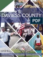 Daviess County (Indiana) Chamber of Commerce Flipbook