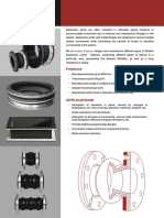 Data Expansion Joint (Bellows)
