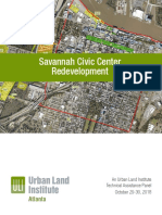 Uli-final Report Savannah Civic Ctr Redevelopment