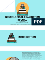 Neurological Examination in Child