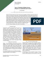 Challenge of modeling drilling system
