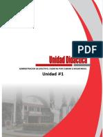 UNIDAD I Administracion Del Efectivo,Cuentas Por Cobrar e Inventarios