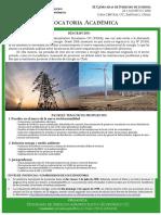 Convocatoria Académica - XIX Jornadas de Derecho de Energía