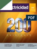 Revista Electricidad n° 200