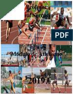 Modulo de Atletismo