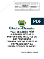 PLAN DE CONTINGENCIA PARA EL DEPARTAMENTO DE DISTRIBUCION 2019 ACTUALIZADO.docx