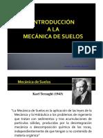 Introduccion a La Mecanica de Suelos Clase 1