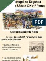 Portugal - 2.ª Metade Do Seculo XIX