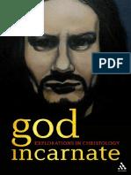 Crisp - God Incarnate; Explorations in Christology (2009)
