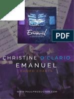 CD Emanuel Charts