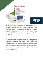 Partes Del Computador NSM 6 -3