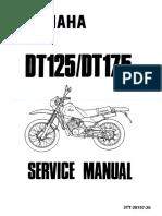 Manual de Servicio DT-125_175