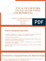 A Conceptual Framework for Financial Accounting and Reporting