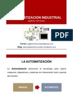 Automatizacic3b3n Industrial i Generalidades