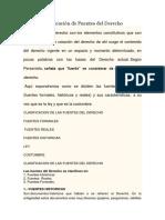 Las Fuentes Del Derecho Como Elementos Constitutivos (1)