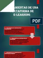 Herramientas de E-learning