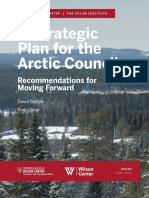 A Strategic Plan for the Arctic Council-Recommendations for Moving Forward