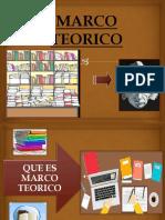Marco Teorico Investigacion