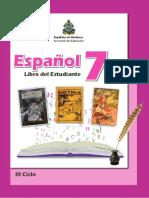 Español Libro Del Estudiante Septimo