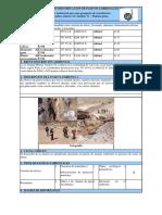Ficha de Identificación de Pasivos Ambientales Nº 3