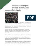 Micro Misión Simón Rodríguez una mezcla de varios archivo