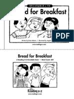54 Bread for Breakfast