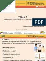 DEFENSORIAS EDUCATIVAS