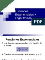 funciones exponenciales