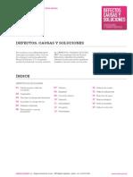 Defectos Pintura Causas y Soluciones - PDF