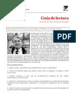 Guía Texto 20. LA. Metz