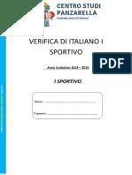 Italiano Prima Sport