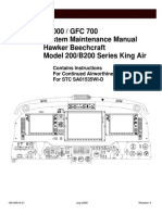G1000 KingAir200 B200 MaintenanceManual