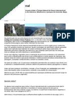 Douro Internacional Portugues